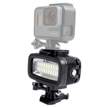 OEM high quality Gopros 5/4/3+/3/2 underwater waterproof diving light factory