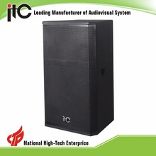 TS-10 2-way Full Range Bass Speaker for Professional Sound System