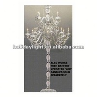 hot selling acrylic candelabras