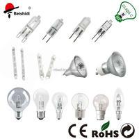 JCD G9 halogen lamp 220-240v 18w 28w 42w 53w class c 2000h
