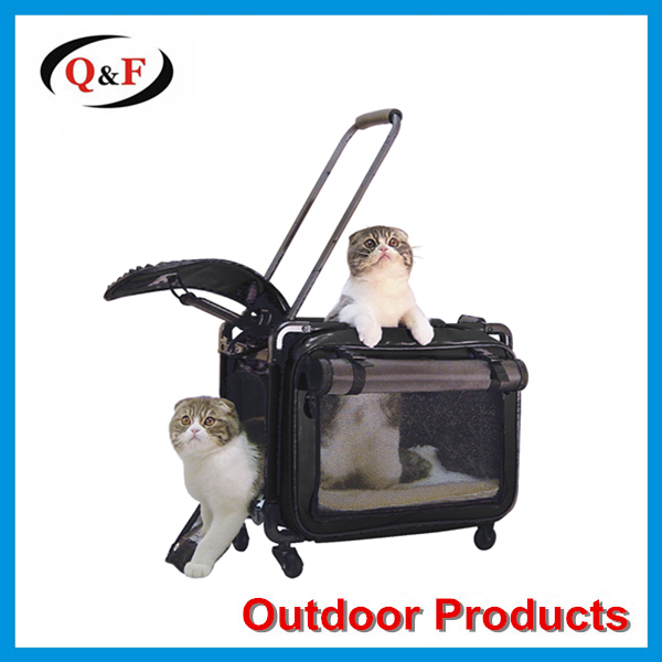 2016 New Hot Sale Pet on Wheels Stroller Dog House