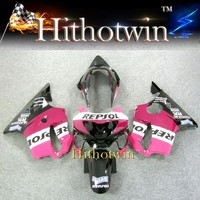 1999 2000 CBR600 F4 ABS fairing Set For HONDA CBR600-F4 Fairing Pink Purple Bodywork kit CBR600F4 CBR600 F4 1999 2000