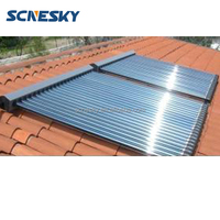 Solar Collector for Swimming Pool type Balcony Solar Water Heater with Heat Pipe
