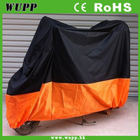 XXL Outdoor Water Dust Hail Protection Motorcycle Tent Cover