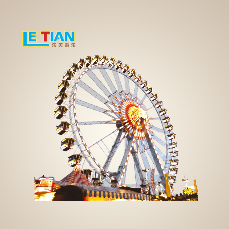 China Amusement Park Games Factory Producing Ferris Wheel Equipment For Sale