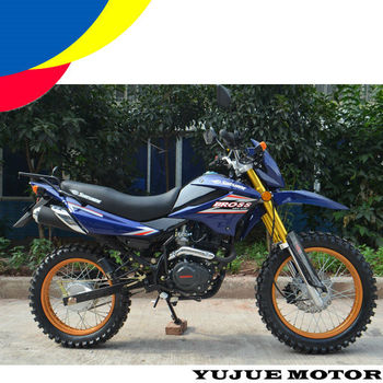 Chongqing Yujue Moto Supplier 200cc Off Road Bike