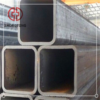 steel tube supplier Q345 Square Steel Pipe Tube Square Tube from tianjin china steel factory