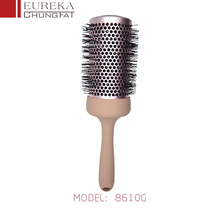 8610G Professional Hairdresser Creative Rolling Salon Ceramic Hair Brush