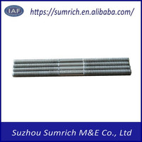 Customized high precision OEM CNC high tensile double end stud bolt