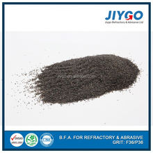 Sandblaster brown aluminium oxide micro powder