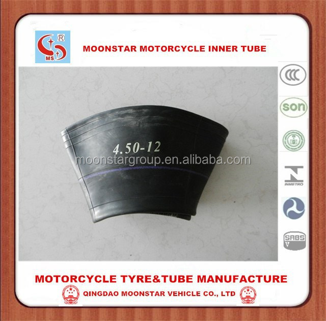 butyl inner tubes and nature rubber material tube