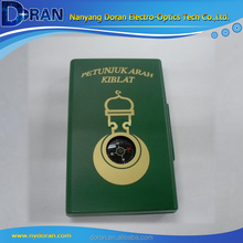 Made in China Muslim Islamic Prayer Direction Finder Qibla Compass