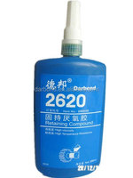 Self-curing High Temperature Resistance Retaining Compound/Sealant/Adhesive