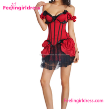 Slimming Dance Wear Overbust Corset Free Shipping