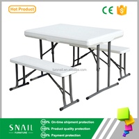 sale cheap beer outdoor garden plastic table and bench fast food table and chairs