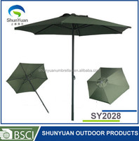 big decorative garden sun patio parasol umbrella