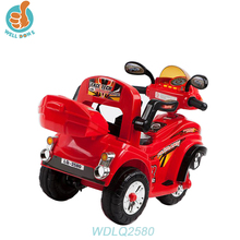 WDLQ2580 Hot Selling Ride On Toy Motorcycle 2018 Kids Motorbike Mini Cooper Style Ride On Car
