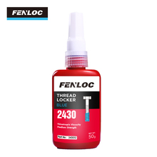 2430 medium strength anaerobic thread locker sealant and adhesive