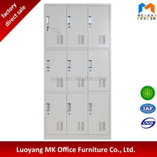 Commercial Furniture General Use and Filing Cabinet Specific Use metal 9 door locker godrej furniture price list