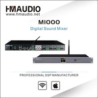 M1000 High Quality Digital Mixer Audio Conference Speaker System