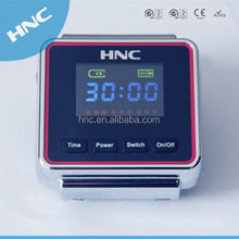 2014 new invention product Diabetes portable equipment Wrist Type LLLT Hyperlipidemia Treatment Instrument Laser watch