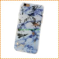 High quality marble Pattern IMD Printed TPU Mobile Phone Case for iphone 7 plus
