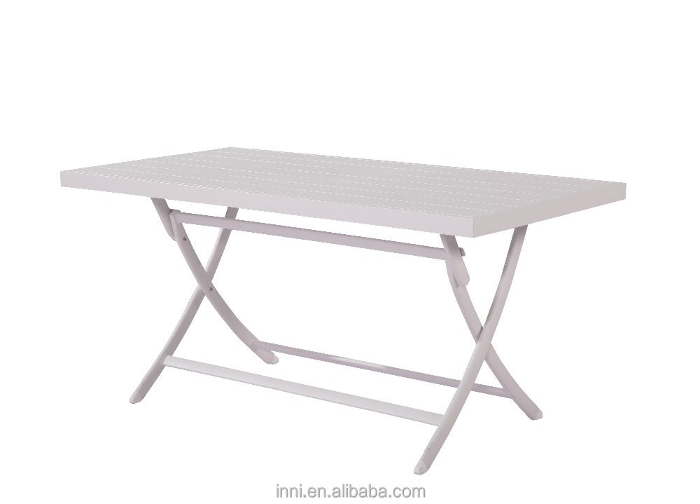 Outdoor Metal Folding Table