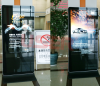 New products subway self-service kiosk tft vertical screen