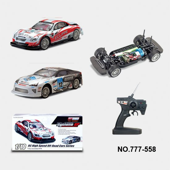 Super quality Cheapest RC Car RC high speed Car with light