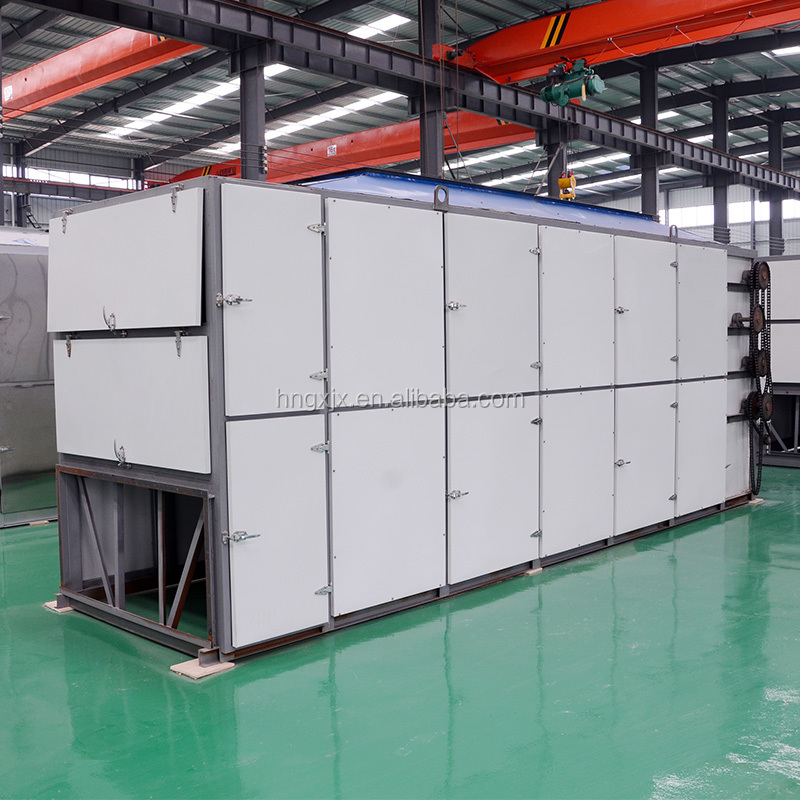 Energy conservation and environmental protection flower and leaf drying machine