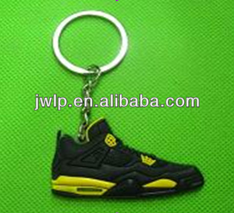 air yeezy 2 and brand name shoe keychain