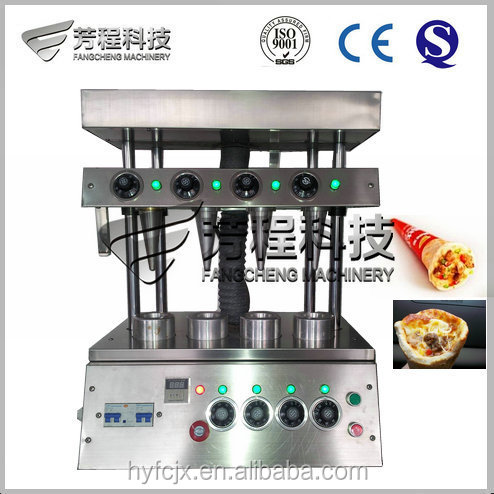 Manufacturer Populated in France High Quality Pizza Cone Machine For Sale