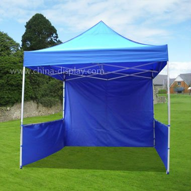 Outdoor steel frame tent