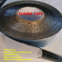 Gas pipeline corrosion protection Aluminum tape with butyl rubber adhesive