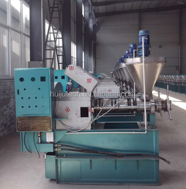 commercial oil press machine/small oil press machine HJ-PR80