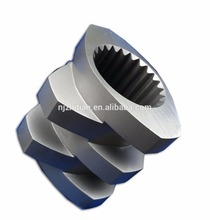Nanjing extrusion machine barrel and cylinder screw element for plastic machine with good price