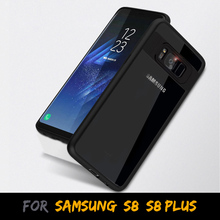 2017 Newest High Quality Protective TPU+PC Back Cover Case for Samsung Galaxy S8 case