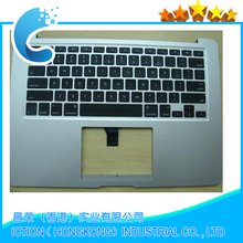 New Topcase 13.3 '' For Macbook Air A1369 A1466 Palmrest Top case with German keyboard no Touchpad 2013 2014 2015