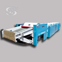textile waste cotton fabric recycling machine