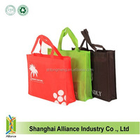 Eco Reusable Colorful Full Printed Recycle pp Non woven Bag