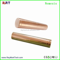 Alibaba newest choice nemesis mod and kayfun atomizer,vaporizer 3.7~4.2V nemesis mod