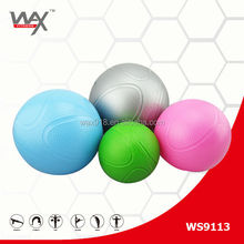 small pvc soft sand filled lose weight ball