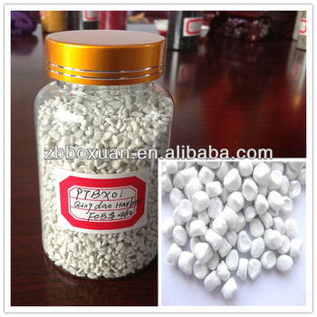 Calcium carbonate filler masterbatch/plastic filler masterbatch