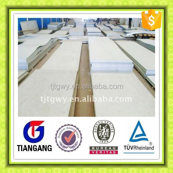 2b finish grade 430 stainless steel sheet