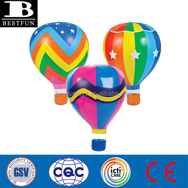 Small Inflatable Hot Air Balloons