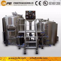 German craft beer brewing equipment/beer making machine