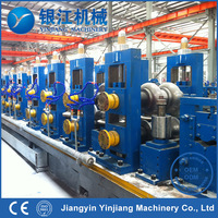 China Factory Erw Steel Pipe Making