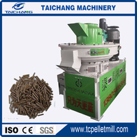 wood pelletizer machine