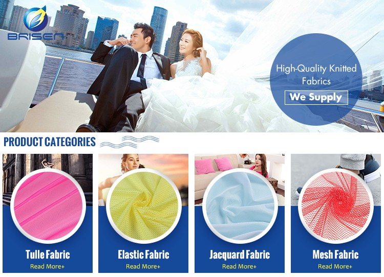 Clothing Polyester White Outdoor Wholesale Soft Breathable Mesh Fabrics