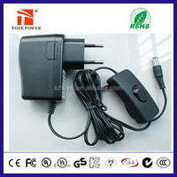 17v 1a wall-mounted power adapter 17v 1a uninterruptible power source with UL/CUL/CB/FCC/CE/TUV certificationer